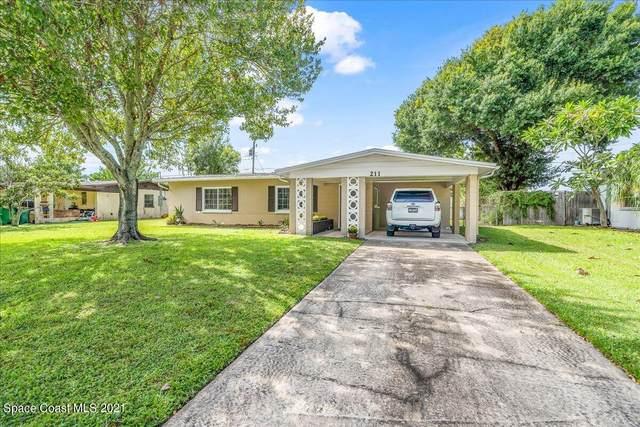 211 2nd Street, Merritt Island, FL 32953 (MLS #917563) :: Keller Williams Realty Brevard