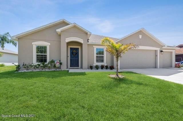 661 Sauders Road SE, Palm Bay, FL 32909 (MLS #917566) :: Keller Williams Realty Brevard