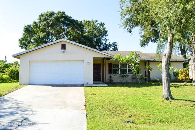 750 Frisco Street SE, Palm Bay, FL 32909 (MLS #917572) :: Keller Williams Realty Brevard