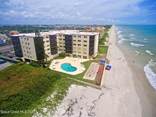 205 Highway A1a #203, Satellite Beach, FL 32937 (MLS #917573) :: Premium Properties Real Estate Services