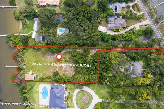 10060* S Tropical Trail, Merritt Island, FL 32952 (MLS #917592) :: Premium Properties Real Estate Services