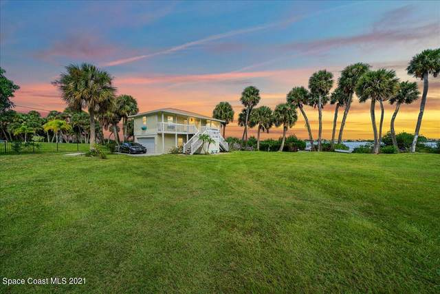 10060 S Tropical Trail, Merritt Island, FL 32952 (MLS #917595) :: Keller Williams Realty Brevard