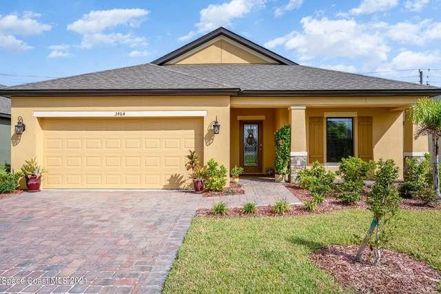 3464 Whimsical Circle, Rockledge, FL 32955 (#917603) :: The Reynolds Team | Compass