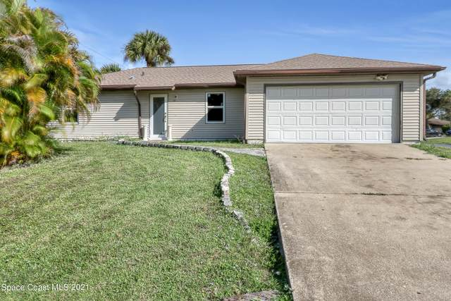 1399 Martinez Street SE, Palm Bay, FL 32909 (MLS #917621) :: Keller Williams Realty Brevard