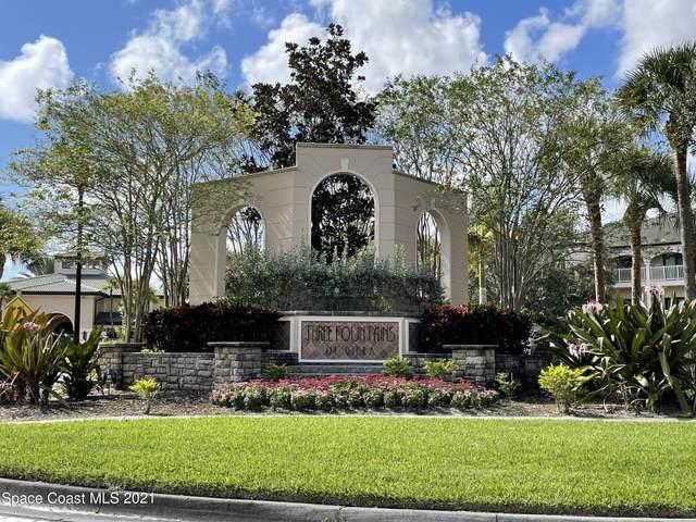 6431 Borasco Drive #2301, Melbourne, FL 32940 (MLS #917622) :: Keller Williams Realty Brevard