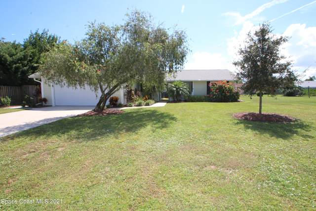 1760 Ardmore Street NE, Palm Bay, FL 32907 (MLS #917624) :: Keller Williams Realty Brevard