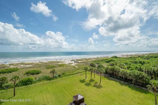 1830 N Atlantic Avenue C601, Cocoa Beach, FL 32931 (MLS #917634) :: Premium Properties Real Estate Services