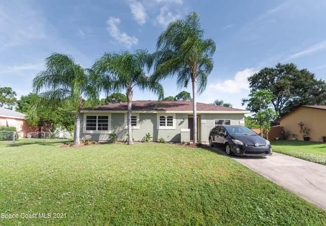 171 Crosspoint Street SE, Palm Bay, FL 32909 (MLS #917645) :: Keller Williams Realty Brevard