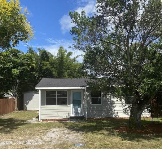 1534 Mac Arthur Lane, Cocoa, FL 32922 (MLS #917661) :: Keller Williams Realty Brevard