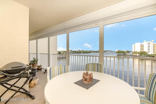 134 Starboard Lane #206, Merritt Island, FL 32953 (MLS #917662) :: Premium Properties Real Estate Services