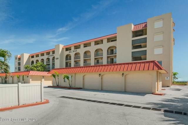 1305 S Atlantic Avenue #110, Cocoa Beach, FL 32931 (MLS #917698) :: Keller Williams Realty Brevard
