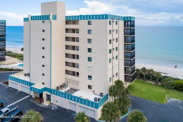 1125 Highway A1a #407, Satellite Beach, FL 32937 (MLS #917699) :: Premium Properties Real Estate Services