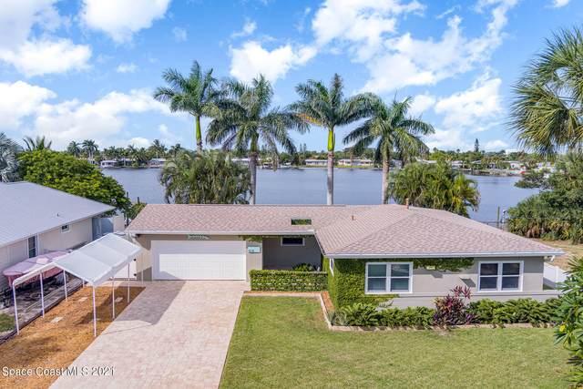428 S Waterway Drive, Satellite Beach, FL 32937 (MLS #917703) :: Premium Properties Real Estate Services