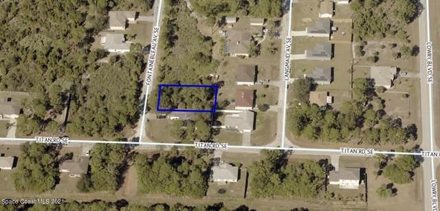 3071 Fontainebleau Avenue SE, Palm Bay, FL 32909 (MLS #917712) :: Keller Williams Realty Brevard