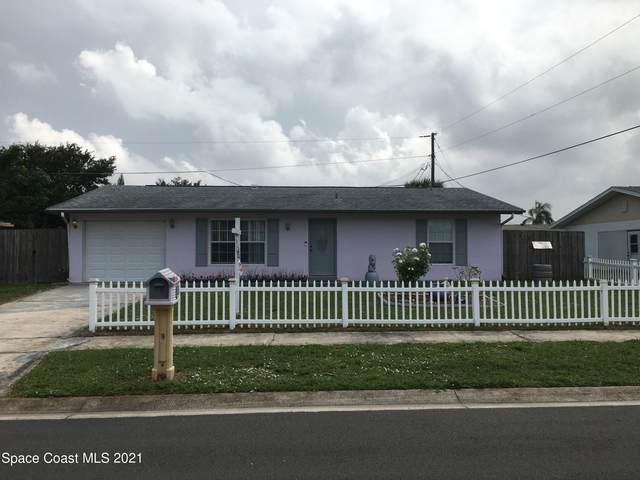 3214 Galleon Avenue NE, Palm Bay, FL 32905 (MLS #917713) :: Dalton Wade Real Estate Group