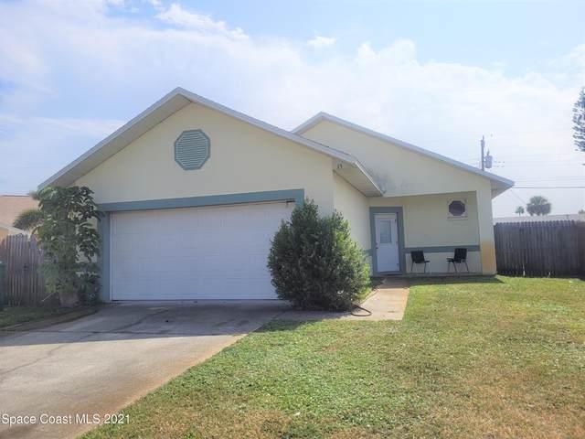 215 Sheridan Avenue, Satellite Beach, FL 32937 (MLS #917720) :: Premium Properties Real Estate Services