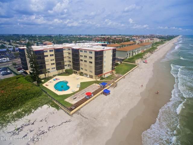 205 Highway A1a #505, Satellite Beach, FL 32937 (MLS #917723) :: Premium Properties Real Estate Services