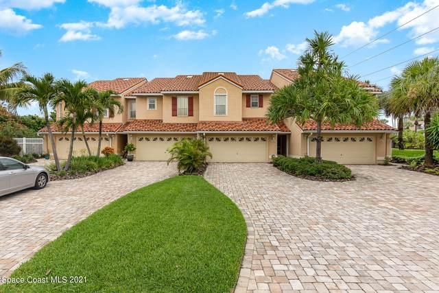 100 Ormond Drive C, Indialantic, FL 32903 (MLS #917735) :: Keller Williams Realty Brevard