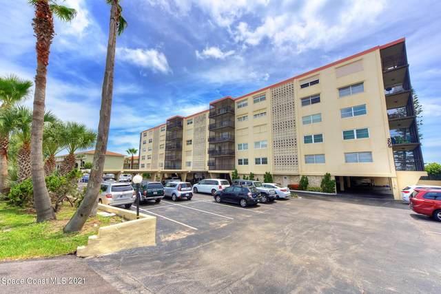 205 Highway A1a #512, Satellite Beach, FL 32937 (MLS #917748) :: Premium Properties Real Estate Services