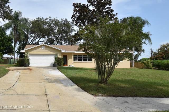 2514 Macfarland Drive, Cocoa, FL 32922 (MLS #917753) :: Keller Williams Realty Brevard