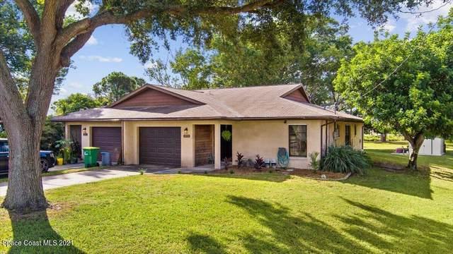 3053 Sea Gate Circle, Merritt Island, FL 32953 (MLS #917765) :: Keller Williams Realty Brevard