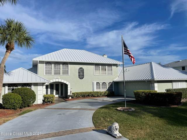 867 Loggerhead Island Drive, Satellite Beach, FL 32937 (MLS #917774) :: Premium Properties Real Estate Services