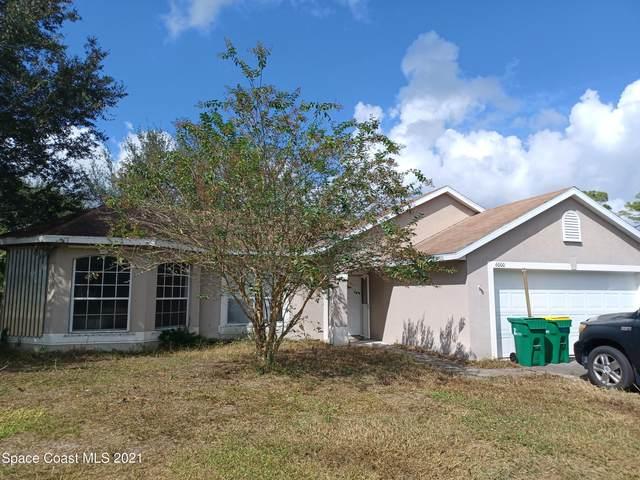 6000 Albanene Avenue, Cocoa, FL 32927 (MLS #917778) :: Keller Williams Realty Brevard