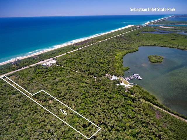 9454 S Hwy A1a, Melbourne Beach, FL 32951 (MLS #917781) :: Premium Properties Real Estate Services