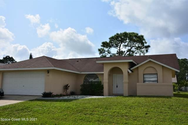 1762 Eatonia Street NW, Palm Bay, FL 32907 (#917783) :: The Reynolds Team   Compass