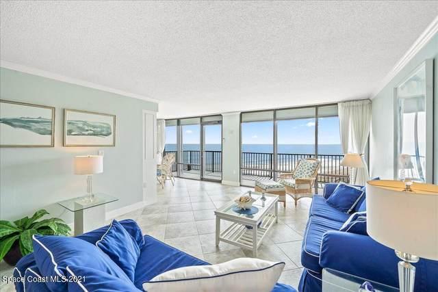 1343 Highway A1a 7C, Satellite Beach, FL 32937 (MLS #917790) :: Premium Properties Real Estate Services