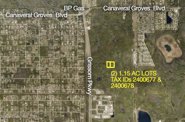 0 Unknown, Cocoa, FL 32926 (MLS #917793) :: Premium Properties Real Estate Services