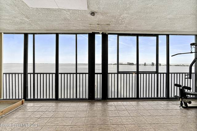 3601 S Banana River Boulevard #501, Cocoa Beach, FL 32931 (MLS #917807) :: Premium Properties Real Estate Services