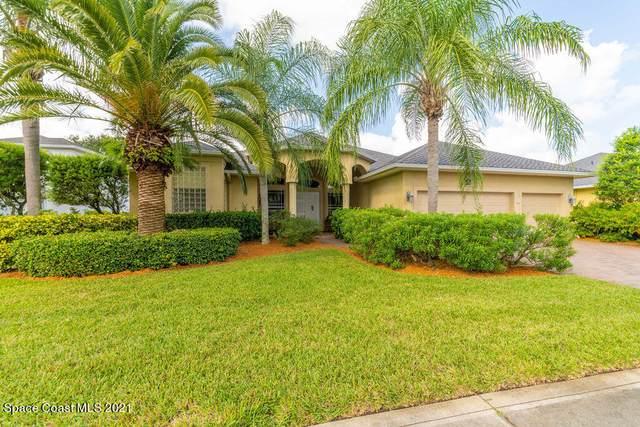 4786 Merlot Drive, Rockledge, FL 32955 (MLS #917826) :: Keller Williams Realty Brevard