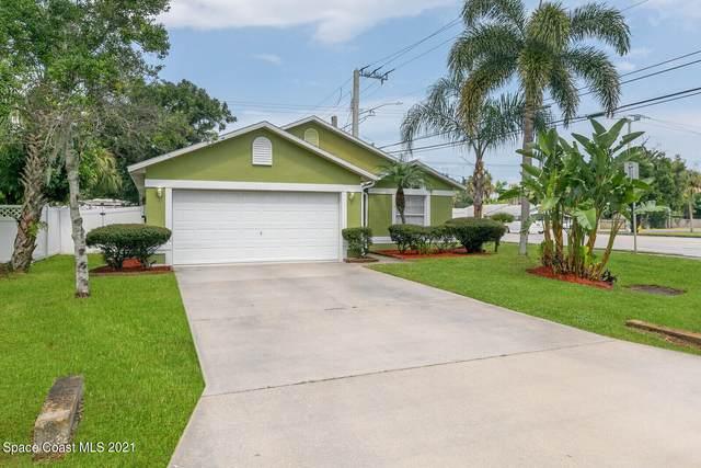 3006 Alice Street, West Melbourne, FL 32904 (MLS #917827) :: Keller Williams Realty Brevard