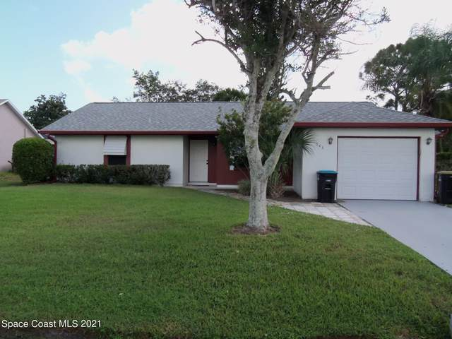 543 Heather Avenue NE, Palm Bay, FL 32907 (MLS #917843) :: Keller Williams Realty Brevard