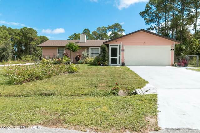 207 San Marino Road SW, Palm Bay, FL 32908 (MLS #917845) :: Keller Williams Realty Brevard