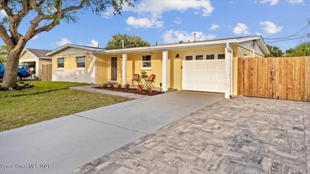 1150 Molaki Drive, Merritt Island, FL 32953 (MLS #917854) :: Engel & Voelkers Melbourne Central