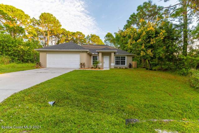 1561 Lucky Street NW, Palm Bay, FL 32907 (MLS #917855) :: Keller Williams Realty Brevard