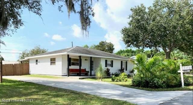 1661 Ruth Street, Cocoa, FL 32926 (MLS #917861) :: Keller Williams Realty Brevard