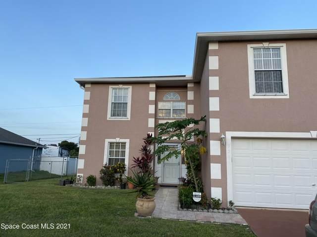 3299 Fresno Avenue SE, Palm Bay, FL 32909 (MLS #917866) :: Keller Williams Realty Brevard