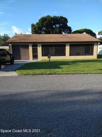 56 Tennessee Avenue, Merritt Island, FL 32953 (MLS #917867) :: Engel & Voelkers Melbourne Central