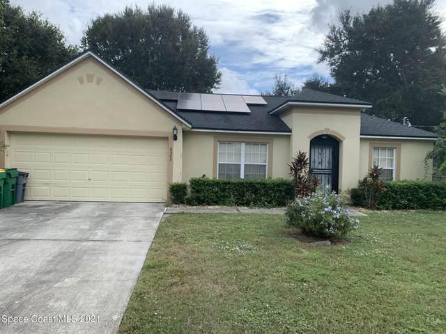 6505 Addie Avenue, Cocoa, FL 32927 (MLS #917870) :: Keller Williams Realty Brevard