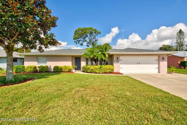 860 Croton Road, Rockledge, FL 32955 (MLS #917877) :: Keller Williams Realty Brevard