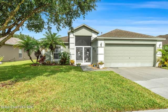 1705 Las Palmos Drive SW, Palm Bay, FL 32908 (MLS #917894) :: Keller Williams Realty Brevard