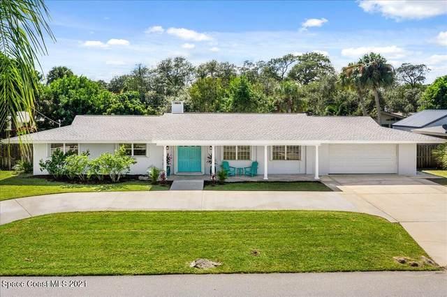 585 Bahama Drive, Indialantic, FL 32903 (MLS #917898) :: Engel & Voelkers Melbourne Central