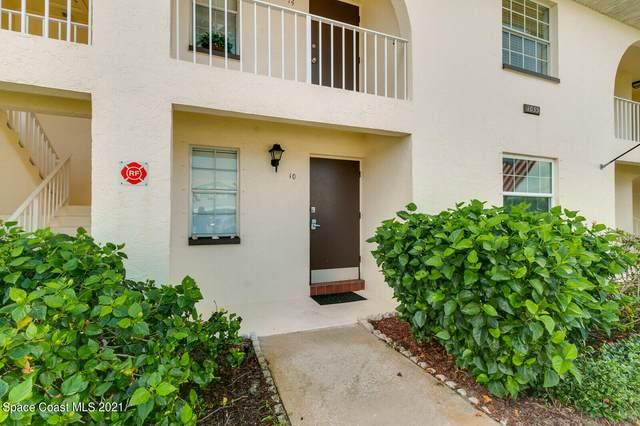 1055 Cheyenne Boulevard #10, Indian Harbour Beach, FL 32937 (MLS #917901) :: Keller Williams Realty Brevard