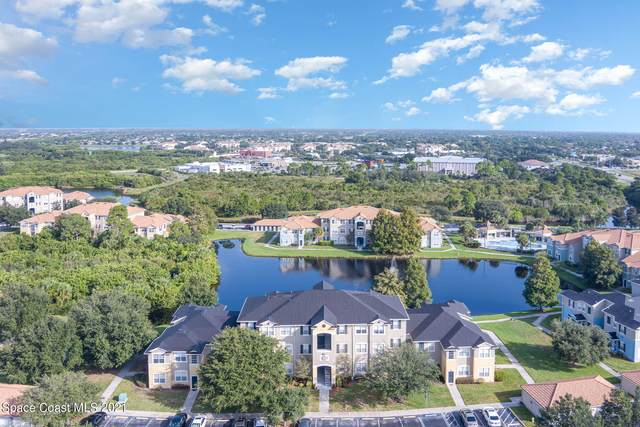5673 Star Rush Drive #202, Melbourne, FL 32940 (MLS #917904) :: Premium Properties Real Estate Services