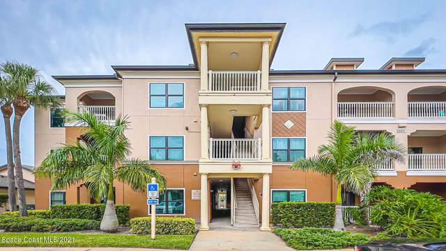 6451 Borasco Drive #2603, Melbourne, FL 32940 (MLS #917907) :: Premium Properties Real Estate Services