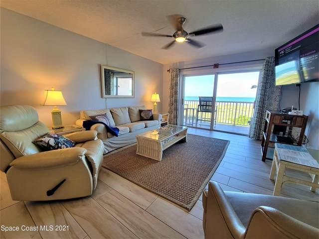 5 Sunflower Street #7, Cocoa Beach, FL 32931 (MLS #917920) :: Premium Properties Real Estate Services