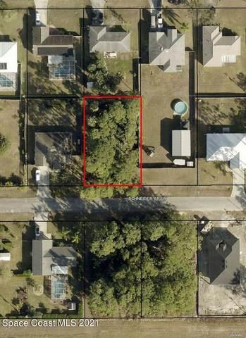 1343 Schneider Street SW, Palm Bay, FL 32908 (MLS #917924) :: Keller Williams Realty Brevard
